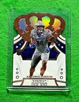 ANTONIO GIBSON PRIZM ROOKIE WASHINGTON 2020 PANINI CHRONICLES DP CROWN ROYALE RC