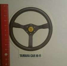 Aufkleber/Sticker: Yamaha Car Hi Fi (28101634)