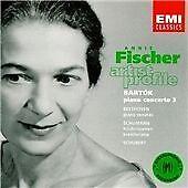 """CD x 2 EMI CLASSICS 7243 5 68733 2 2 """"Artist Profile"""" Annie Fischer 724356873322"""