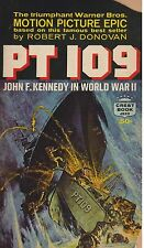 PT 109 - John F. Kennedy in WWII by R. Donovan (PT Boats in WWII) (1963 PB Ed.)