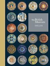 British Museum Desk Diary 2018 by British Museum (2017)