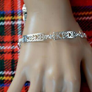 new sterling silver Charles Rennie Mackintosh bracelet