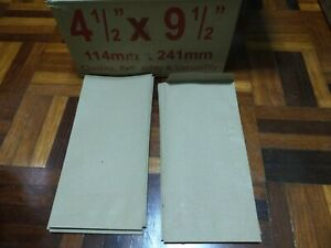 """20 pieces Envelope 4 1/2 """" × 9 1/2 """" 114 × 241 mm Mailers Shipping Envelopes"""