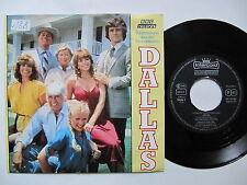 """7"""" Dallas titre mélodie tv série theme série télé top entretenu fonctionne parfaitement"""