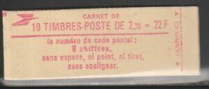 FRANCE carnet DELACROIX 2376c2 neuf**