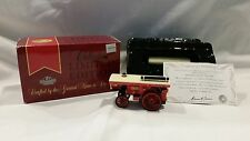 MATCHBOX COLLECTORS LIMITED EDITION - 1913 FOWLER B6 SHOWMAN'S ENGINE