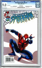 The Sensational Spider-Man   #1   CGC   9.0    VFNM   white page s Variant Cover