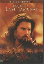 DVD - Last Samurai - 2-Disc Edition (Tom Cruise) / #13110