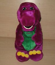 "❤Barney the Purple Dinosaur 22"" Plush Singing Stuffed Animal"