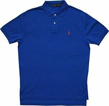 Ralph Lauren Men's Loose Fit Short Sleeve Casual Shirts & Tops
