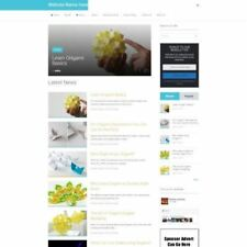 PAPER CRAFT STORE - Established Online Business Website For Sale Mobile Friendly