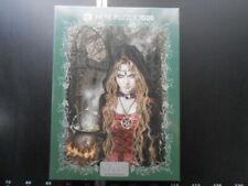 🧩 Jigsaw PUZZLE Victoria Francés FAVOLE 1000 ORIGINALE HEYE Strega Gothic 🧩