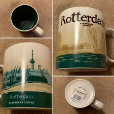 NWT Starbucks Netherlands Global Icon Cup Rotterdam Collectors Series City Mug