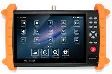 7 Inch CCTV Tester Monitor IP Analog Camera Tester Onvif WIFI PTZ POE 12V Ouput