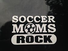 Soccer Moms ROCK   AVAILABLE in  MANY COLORS !!
