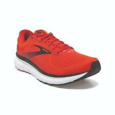 BROOKS GLYCERIN 18 Scarpe Running Uomo Cushion CHERRY TOMATO BLACK 110329 617