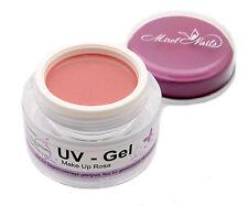 Profesional Gel Camuflaje, Maquillaje, UV, 15ml Media viscosidad Muy Cobertura