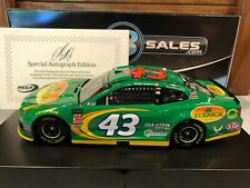 2018 Action Bubba Wallace #43 Eckrich 1/24 Autographed #006 of 48
