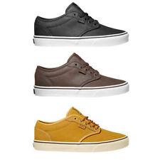 100% Leather Skate Shoes VANS for Men
