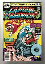 Captain America #198 Marvel Comics 1976 Script & Pencils by Jack Kirby BronzeAge