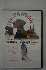 It's Pawsible - 5 Week Pet-Dog Obedience Training Course on DVD