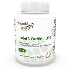 Vita World Indol 3 Carbinol 300mg 120 Vegi Kapseln Curcumin C3 Complex