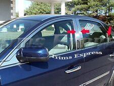 2008-2009 Ford Taurus/Mercury Sable 6Pc Chrome Pillar Post W/Keypad Cutout Trim