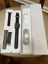 Apple Watch Sport 42mm Space Gray Aluminum Series 1