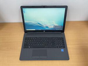 "HP 250 G7 15.6"" LAPTOP, 128 GB SSD, 4 GB RAM,  INTEL CELERON, WINDOWS 10"