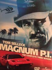 Magnum P.I. Region 2 DVD