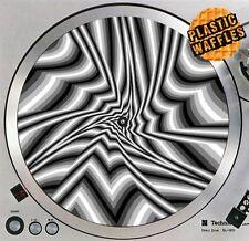 "Trippy LSD #7 Altered Acid Slipmat Turntable 12"" LP Record Player DJ Audiophile"