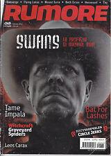 RUMORE - nr. 249 ottobre 2012