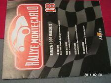 * Fascicule Rallye Monte Carlo n°18 Simca 1000 rallye1969 Porsche Aaltonen