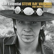 Essential - Stevie Ray Vaughan 2 CD Set Greatest Hits
