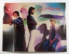 Vintage 1981 Genesis Abacab Promo Poster