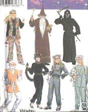 Simplicity 4454 OOP Adult Cat Mouse Hippie Reaper Pattern XS-XL