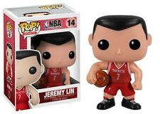 NBA POP! Series 2 Jeremy Lin Vinyl Figure by Funko