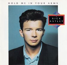 Rick Astley: hold Me in Your Arms/CD