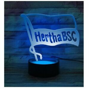 Bierglas Bierhumpen Hertha BSC Berlin Bierseidel 0,5 l Logo Glas Bierkrug Plus Lesezeichen I Love Berlin