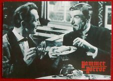 HAMMER HORROR - Series 2 - Card #090 - A Retrospection - Cornerstone 1996