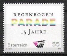 Österreich Nr.2881 ** 15 Jahre Regenbogenparade 2010, postfrisch