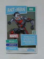 Disney Heroes On A Mission Card No 011 Ant-Man Sainsbury's 2021 Free Postage