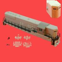 SD-9 NON-DYNAMIC SHELL ASSEMBLY     ATLAS CHINA 535210  N SCALE SD9
