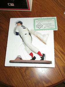 Ted Williams #9 GARTLAN Autographed Signed Figurine - Limited Edition - COA