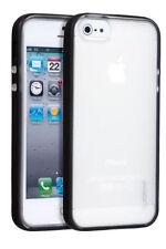 Étuis, housses et coques noir transparent pour téléphone mobile et assistant personnel (PDA) Apple