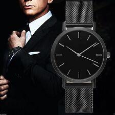 Montre Classique Minimaliste Homme Bracelet Métal Fashion watch PROMO