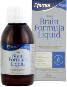 Efamol Efalex Brain Formula Liquid 150ml