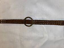 Vintage Motorcycle Chain Belt