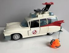 GHOSTBUSTERS ECTO 1 100% COMPLETE WORKING C8 #6 WITH REPRO STICKERS