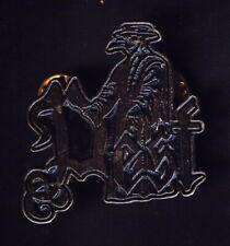 Pest (ger) Logo Metalpin